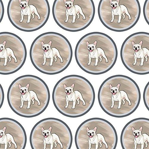 french bulldog paper - 4