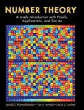 img - for Number Theory: A Lively Introduction with Proofs, Applications, and Stories by James Pommersheim (2010-02-15) book / textbook / text book
