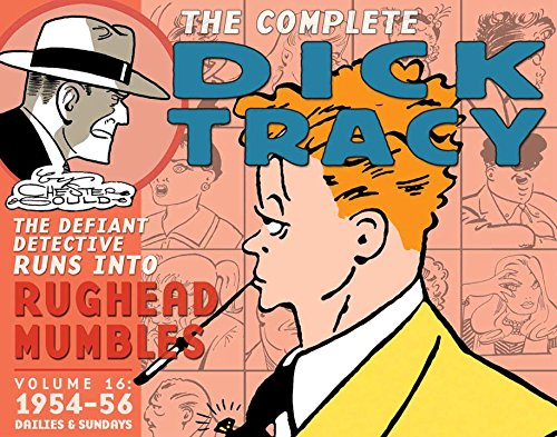 Complete Chester Gould's Dick Tracy Volume 16 [Chester Gould] (Tapa Dura)