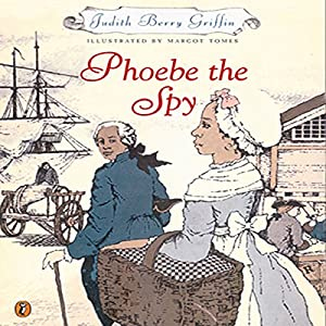 Phoebe the Spy Audiobook