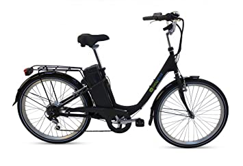 Bicicleta elctrica plegable wayscral 200