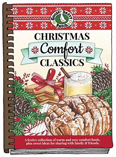 Christmas Comfort Classics Cookbook by [Gooseberry Patch]