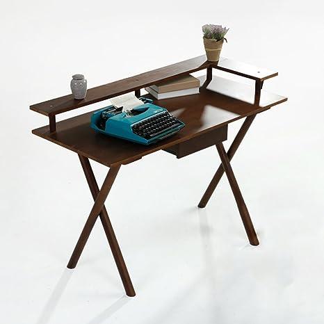 Tavoli Moderno Computer Minimalista Nordico Legno Camera da Letto ...