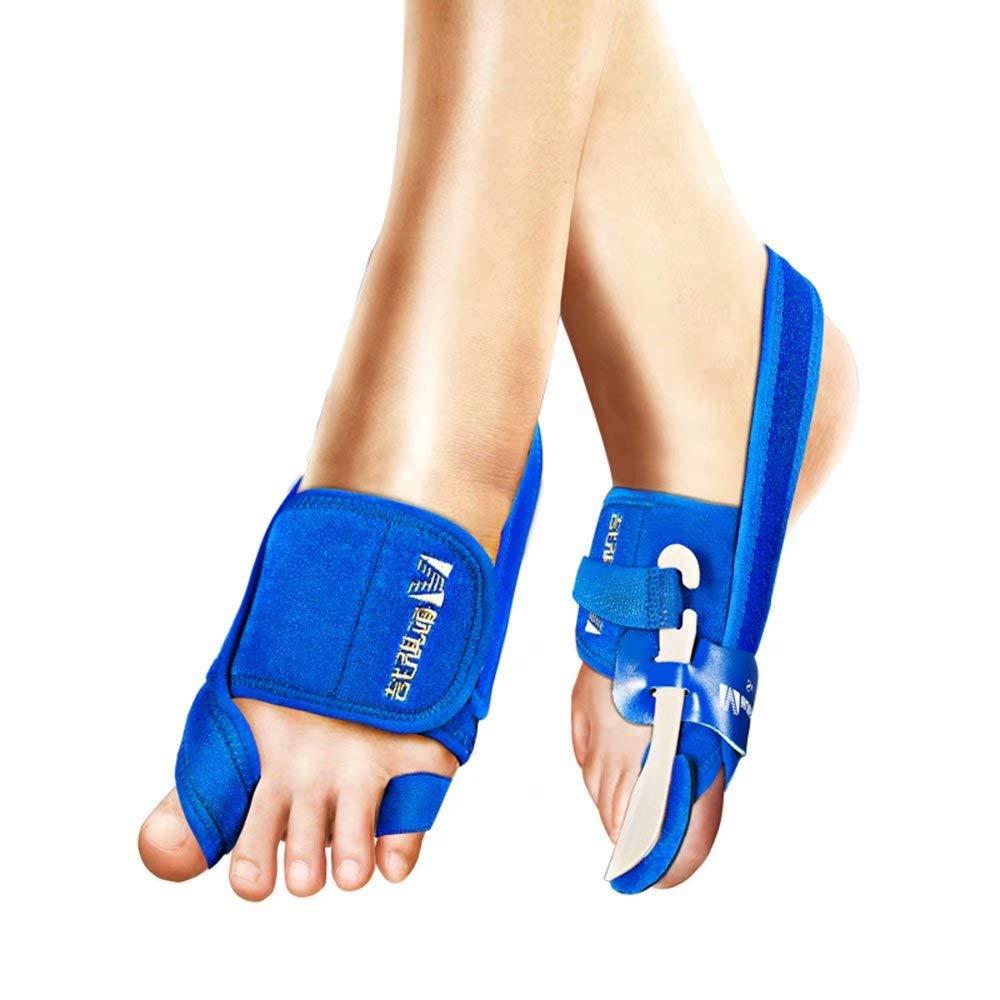 Corrector Arch Support Gel, Big Toe Straightener Splint Hallux Valgus, Overlapping Hammer Toe, Flat Foot Pain Relief, for Women and Men