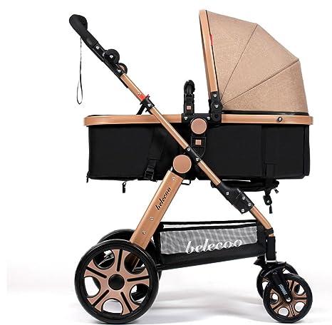 DS-carro de bebé El invierno y el verano pueden estar sentados en el carro