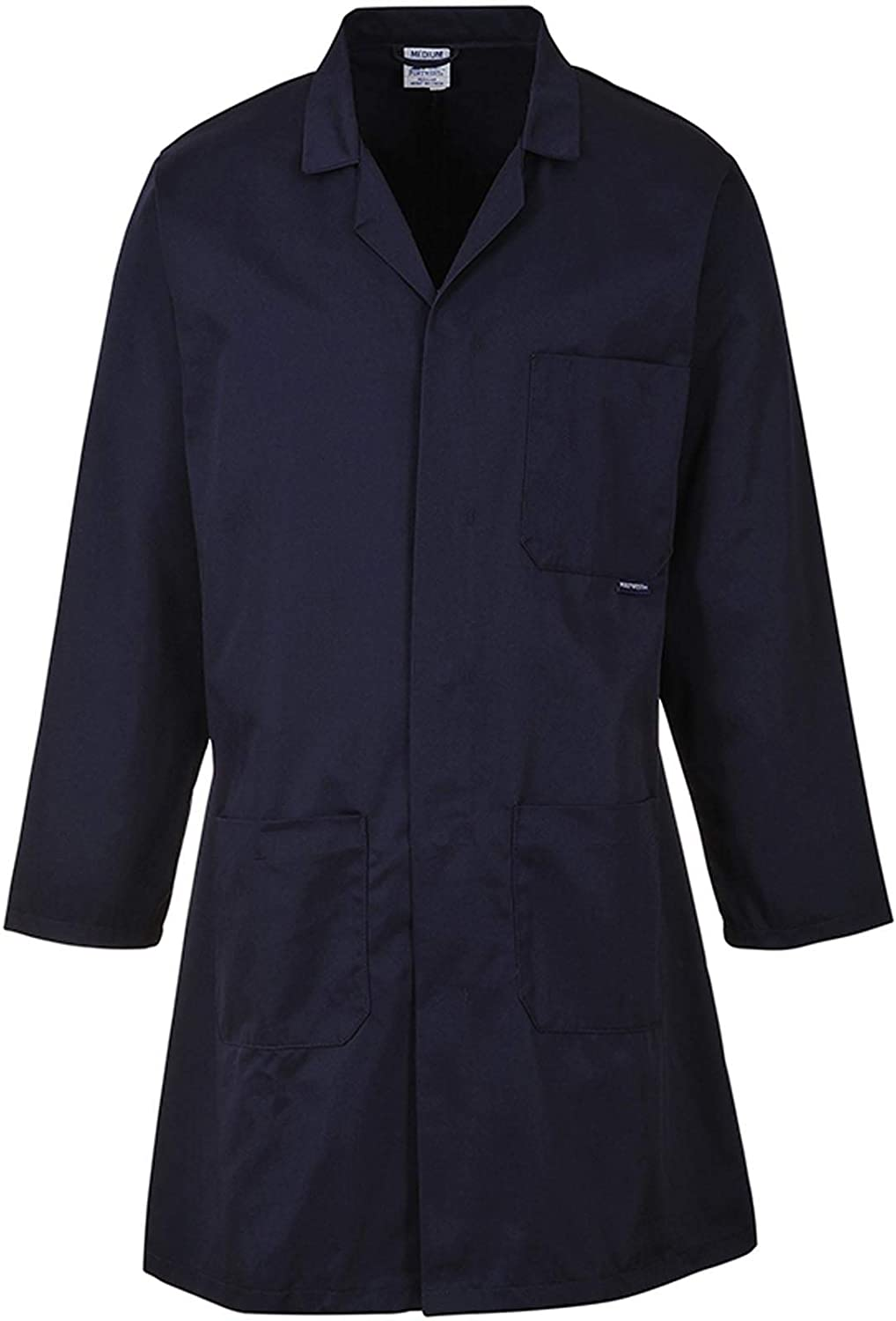 2852 Blank Plain PW175 Portwest Standard Coat