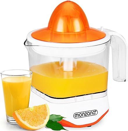 Licuadora Exprimidor eléctrico exprimidor de fruta Prensa 40 W 1200 ml Jarra