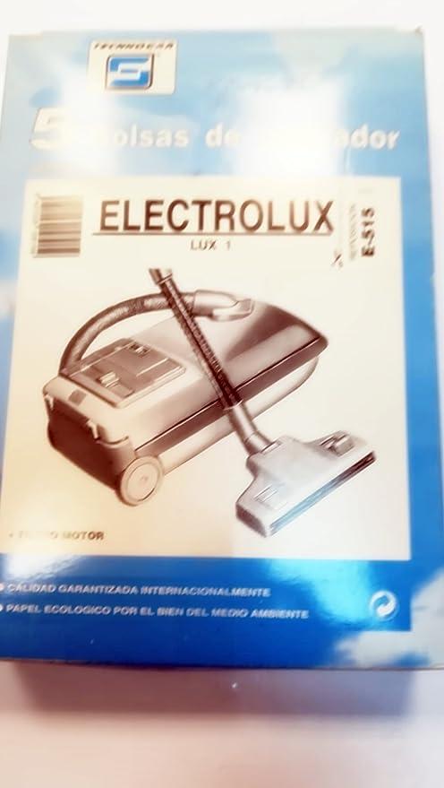 Taurus Bolsas Aspirador COMPATIBLES ELECTROLUX Z314: Amazon ...