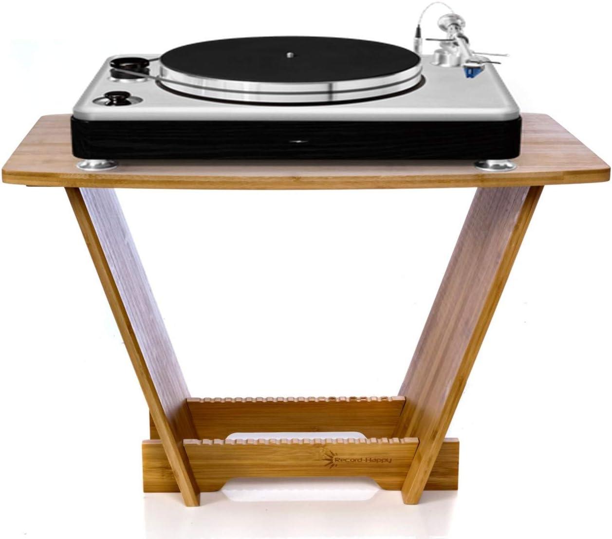 Amazon.com: Soporte giratorio para reproductor de discos de ...
