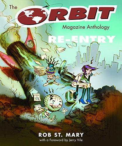 Books : The Orbit Magazine Anthology: Re-Entry (Painted Turtle)