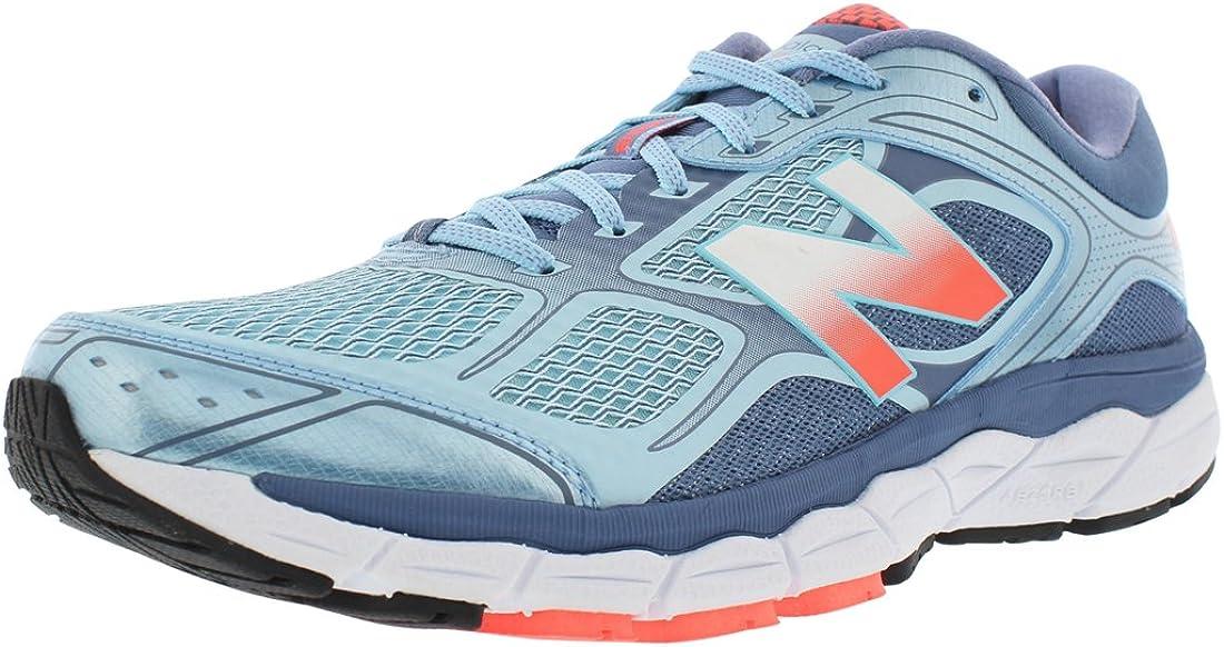 New Balance w860 V6 Mujeres Zapatillas de Correr para D Ancho: Amazon.es: Zapatos y complementos