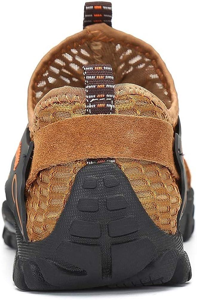 FLARUT Sandali Sneakers Sportivi Estivi Uomo Trekking Scarpe da Spiaggia Allaperto Pescatore Piscina Acqua Mare Escursionismo Leggero