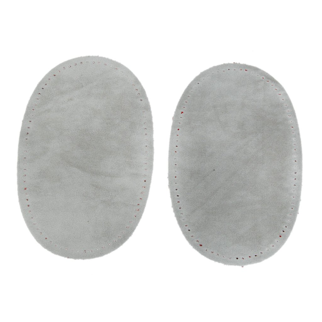 Pair Fabric SEW-on Oval Elbow//Knee Patches DIY Repair Sewing Craft Applique