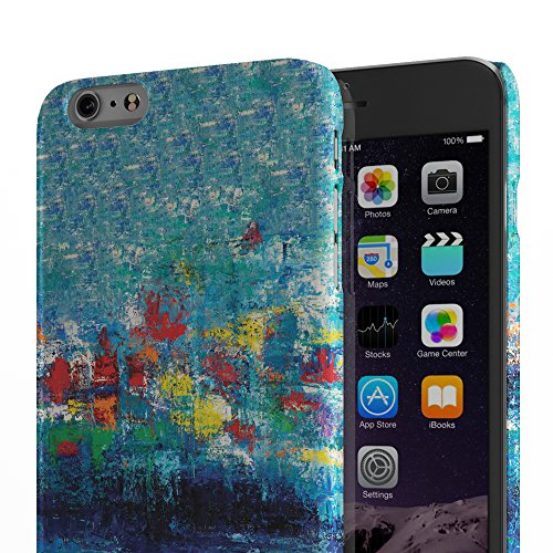 Koveru Back Cover Case for Apple iPhone 6 Plus - Colored brushes