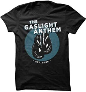 Official The Gaslight Anthem Boxing Gloves Unisex T-Shirt Licensed Merch
