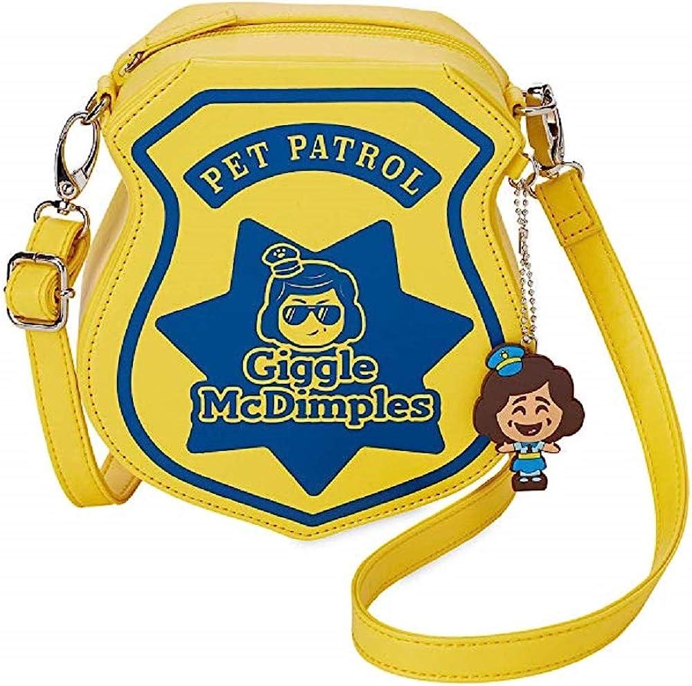 Disney Giggle McDimples Pet Patrol Crossbody Bag - Toy Story 4