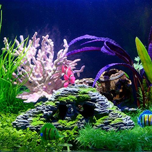 Image of Saim Aquarium Decorating Cave Ornament S