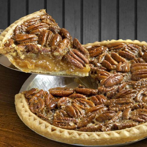 Classic Southern Pecan Pie by Savannah's Candy Kitchen