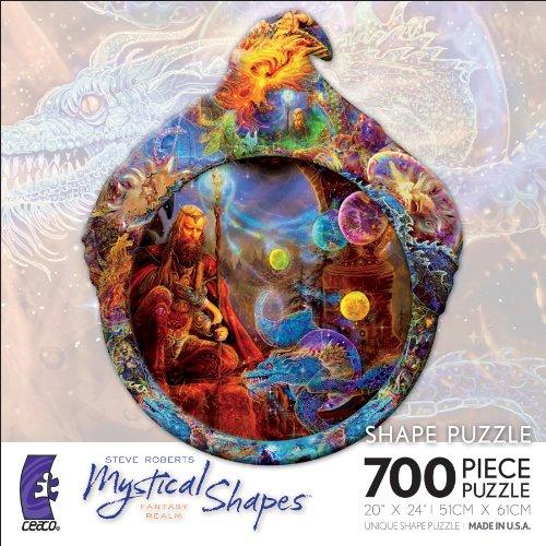 Mystical Shapes Fantasy Realm - King Arthur's Merlin ()