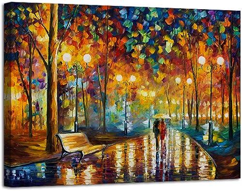 AGCary Romance Under Umbrella Poster