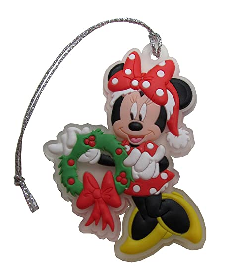 disney classic minnie mouse hanging christmas tree ornament