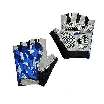 Guantes de trabajo Guantes de levantamiento de pesas con ventilación, protección completa para la palma