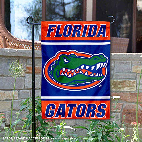 College Flags and Banners Co. Florida Gators Garden -