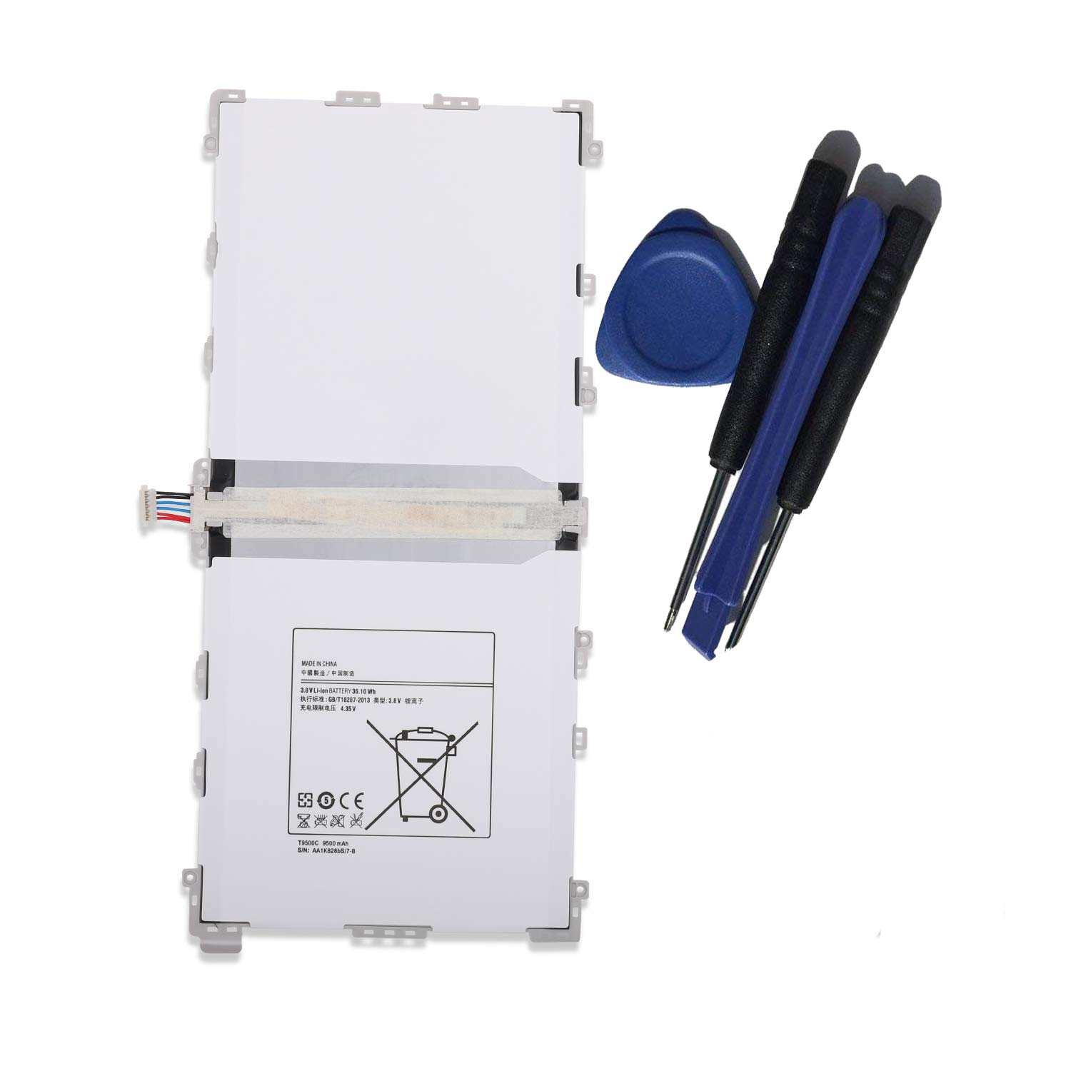 "Battery For Samsung Galaxy Note Tab Pro 12.2/"" SM-T900 SM-T905 SM-P900 SM-P905"