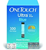 One-Touch Ultra Test Strips - Model 122-8147 - Box of 100 Or 2 boxes of 50's
