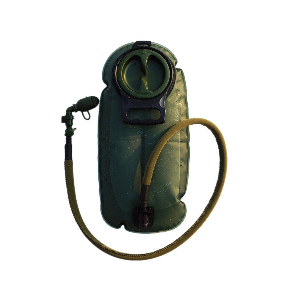 QAR 2.5L Mit Dem Kampierenden Reiten des Strohs Trinkwasser, Das Tragbaren Wasserbeutel Wandert hydratisierte Tasche