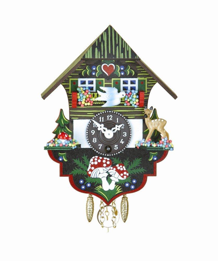 Trenkle Black Forest Clock Black Forest House TU 61 P