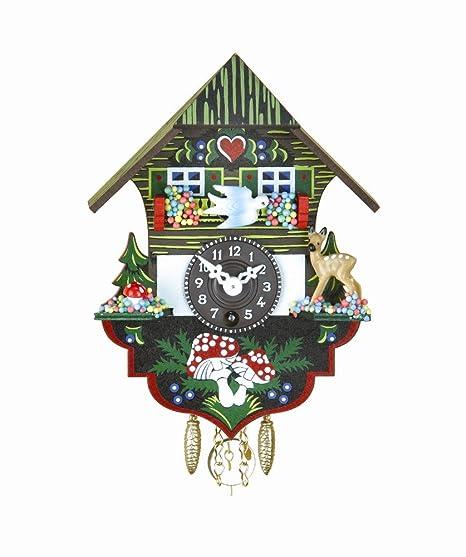 Amazon.com: Reloj de la selva negra casa de la selva negra ...
