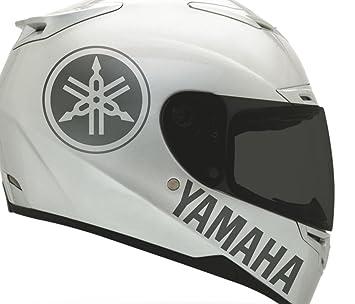 Amazoncom X Yamaha Sticker For Helmet Decal Motorcycle Decal - Motorcycle helmet designs stickers