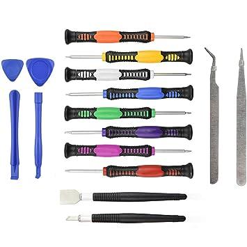 MP power - 16 en 1 Set de herramientas Kit de destornillador y ...