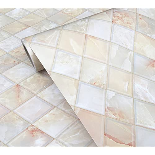 Tile Wallpaper For Kitchens Amazon Co Uk