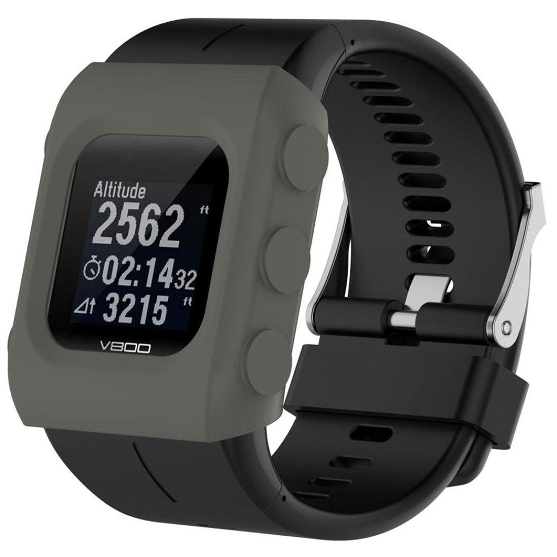 Carcasa Funda Silicona fina reloj de repuesto para Polar V800 Reloj ...