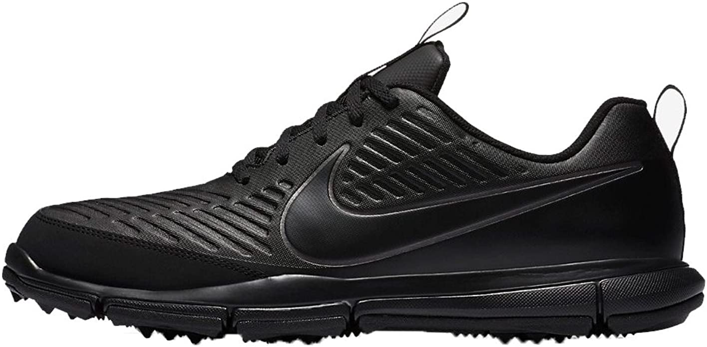 nike golf explorer 2 s shoes black