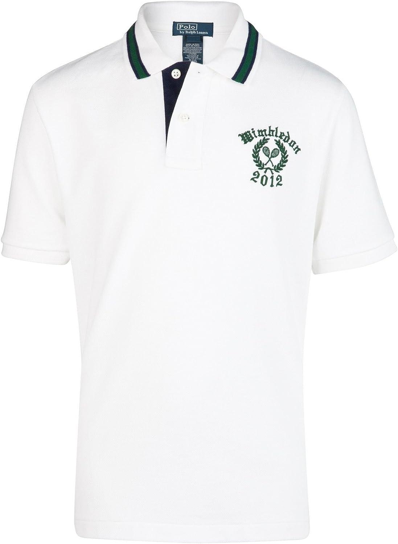 Ralph Lauren Camiseta Polo De Wimbledon 2012 – 6 Años de Edad ...