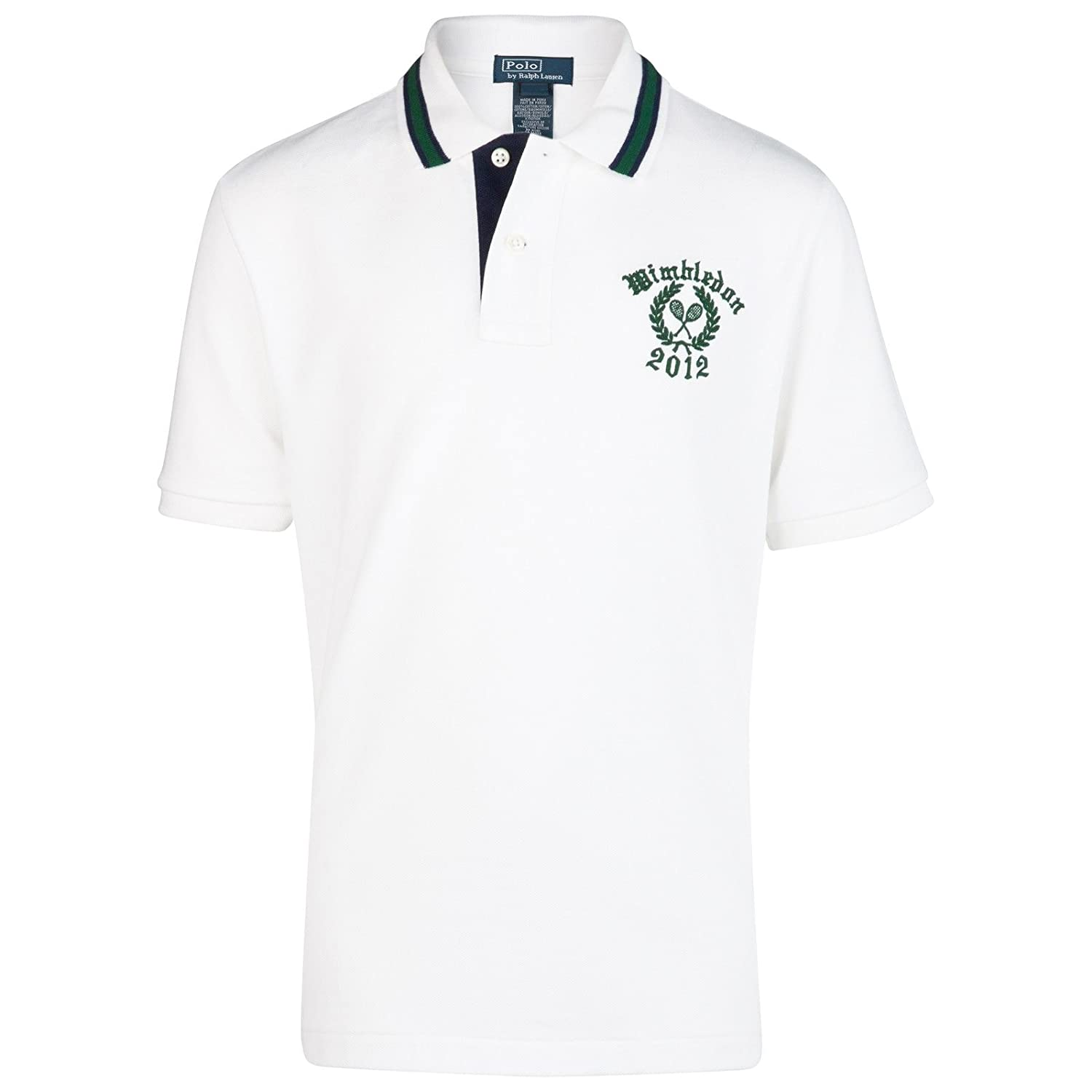 Ralph Lauren Wimbledon 2012 Polo Shirt 5 Years Old Amazon
