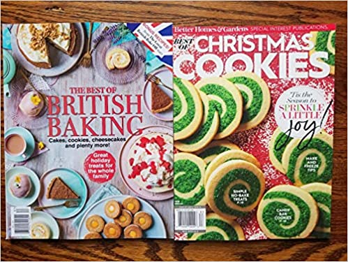The Best Of British Baking Bh G Best Of Christmas Cookies 2pk