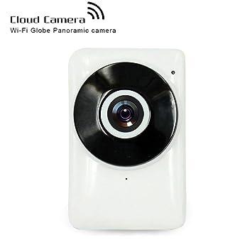 DongAshley Cámara De Seguridad De Alta Definición,Control Remoto Cámara De Vigilancia IP,Control