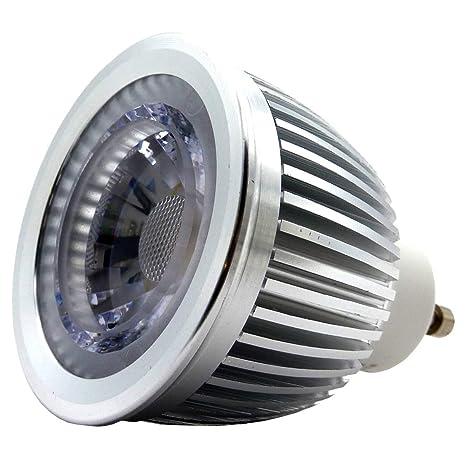 LED GU10 Lampe Lichtfarbe Warmweiß // 2700K nicht Dimmbar COB chip