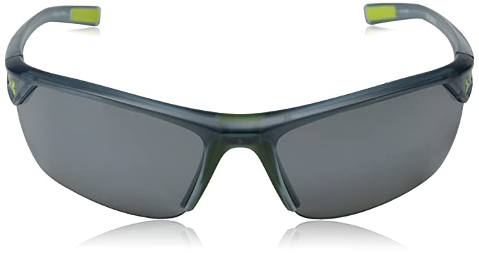 Amazon.com: Under Armour Zone 2.0 - Gafas de sol, Gris, 65 ...
