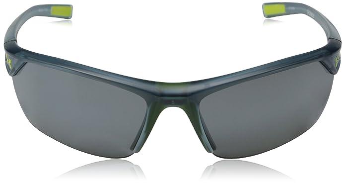 Amazon.com: Under Armour Zone 2.0 - Gafas de sol, Gris, 65 ...
