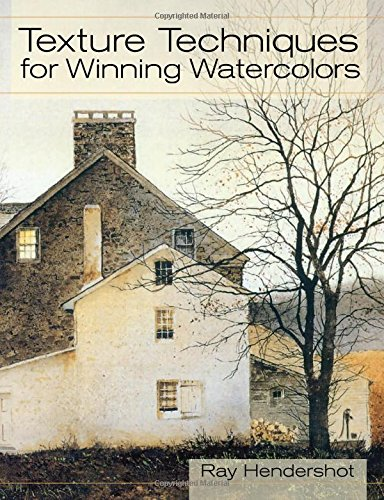 Texture Water - Texture Techniques for Winning Watercolors