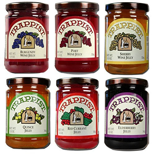 (6-Jar Variety Pack: Jellies)