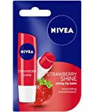 Nivea Lip Care Fruity Shine Strawberry, 4.8gm