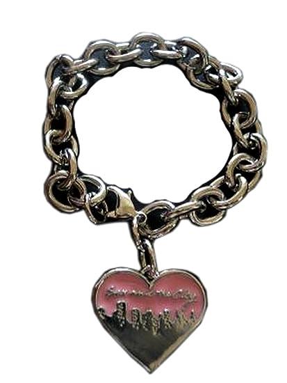 Sex and the city charm bracelet