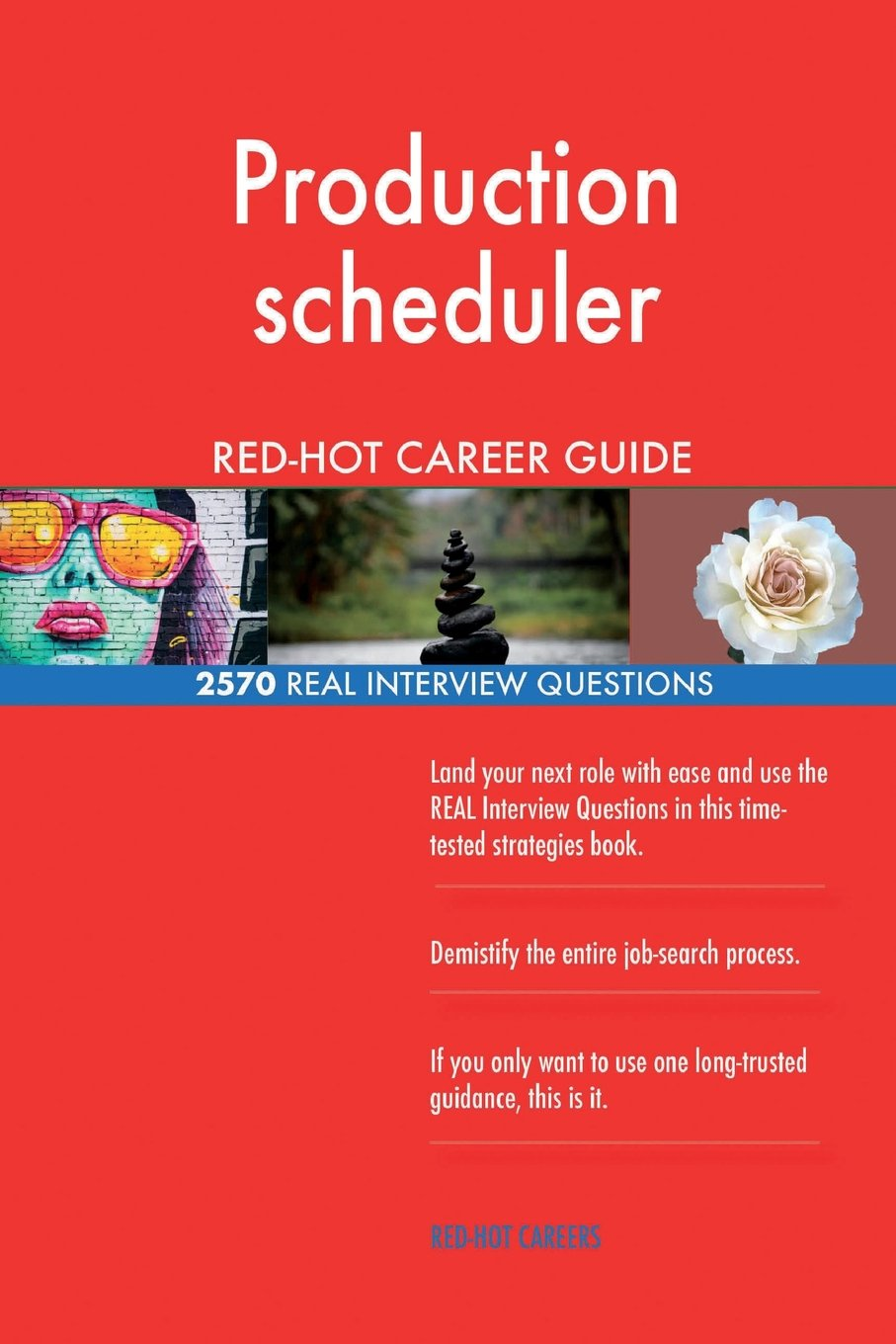 Production scheduler RED-HOT Career Guide