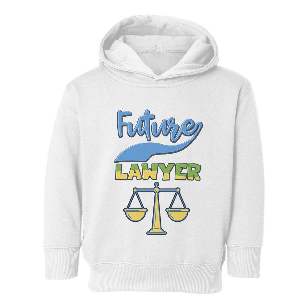 Societee Little Lawyer Future Lawyer Graphic Youth /& Toddler Hoodie Sweatshirt